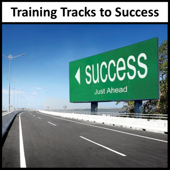 Training Tracks to Success